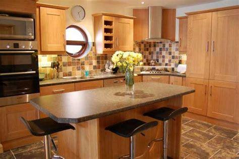 Kitchen Islands With Breakfast Bar  Kitchenideasecom