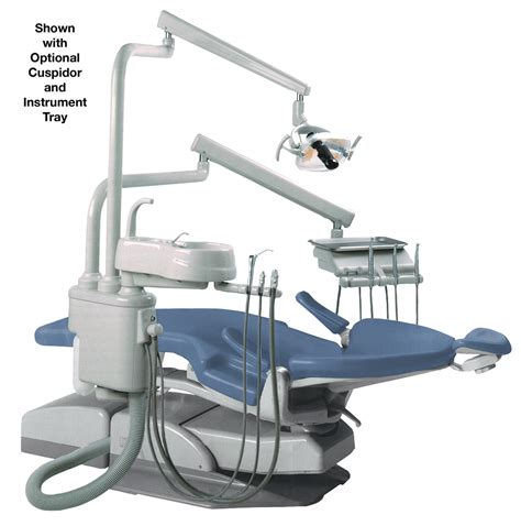 a dec cascade traditional dental operatory package ade oper64 dental planet