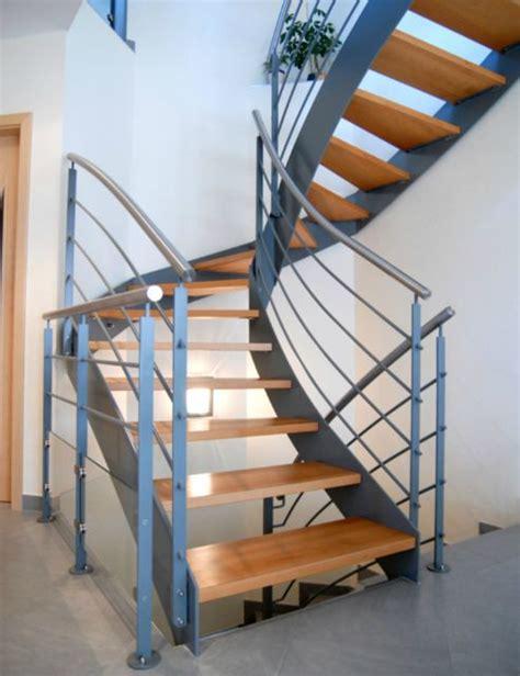 escalier deux quart tournant pas cher maison design