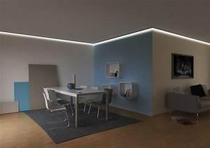 Indirekte Beleuchtung Decke : angenehme atmosph re durch indirekte beleuchtung led beleuchtung zenideen ~ Markanthonyermac.com Haus und Dekorationen