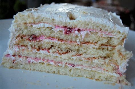 white cake with strawberry filling white almond cake with strawberry mousse filling kitchen
