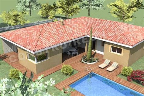 plan de maison pyla