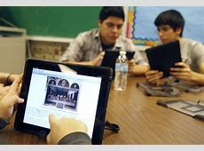Schools shift from textbooks to tablets – Long Island