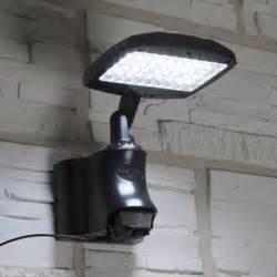 projecteur 224 d 233 tection solaire caraibe 280 lumens noir inspire leroy merlin