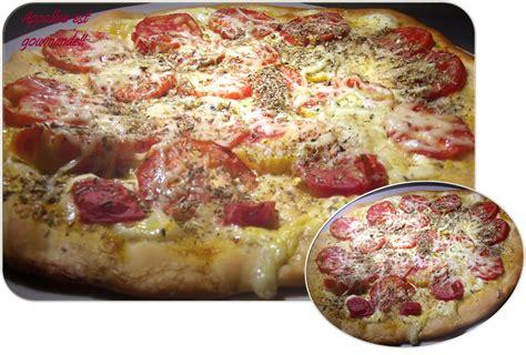 recette facile de tarte 224 la tomate appoline est gourmande