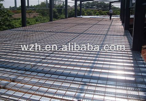 concrete slab used galvanized floor decking sheet view corrugated galvanized steel floor