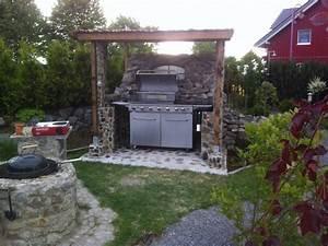 Grillecke Im Garten Anlegen : grillecke ist fertig grillforum und bbq ~ Markanthonyermac.com Haus und Dekorationen
