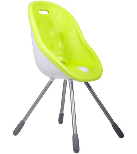 phil teds poppy high chair lime