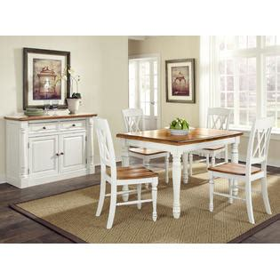 Home Styles Monarch Rectangular Dining Table And Four