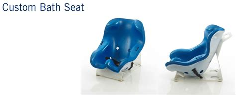 custom bath seat easy bathing specialised orthotic