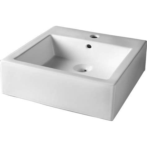 vasque 224 poser carr 233 e vente de vasques en ceramique blanche