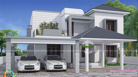 Simple And Elegant Modern House