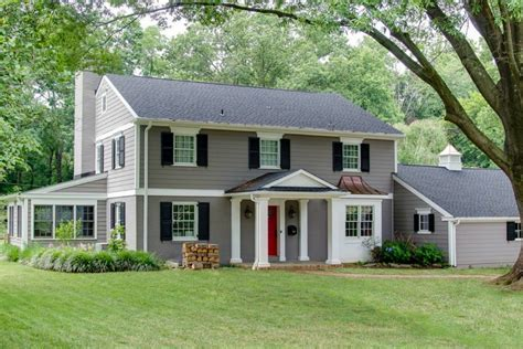 Updating A Traditional Twostory House In Delaware