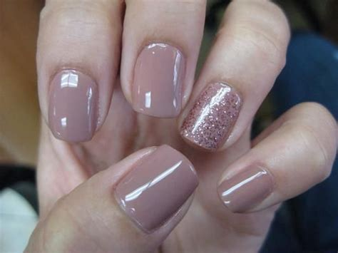 Nude Nail Polish Is My Fave!