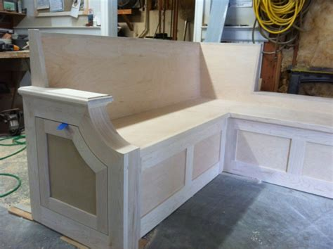 Kitchen Bench Seating With Storage