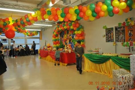 de niviane decoration anniversaire skyrock