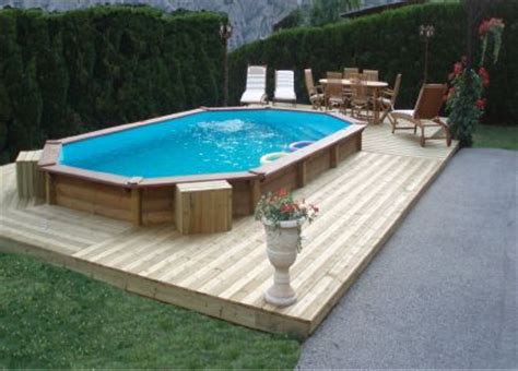 piscine semi enterr 233 e 33