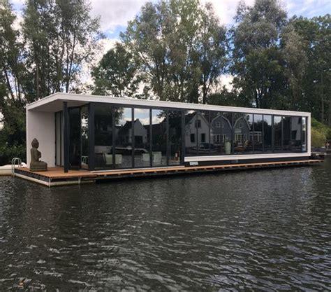 Woonboot Vecht by Woonboot Verbouwing In De Vecht Bob Ronday Architect