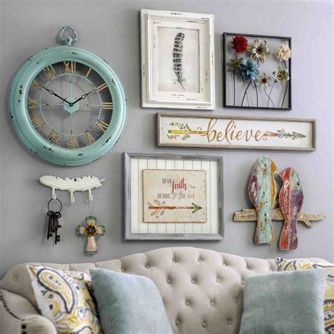 best 20 shabby chic wall decor ideas on