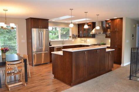Split P Home Decor : Easy Tips For Split Level Kitchen Remodeling Projects