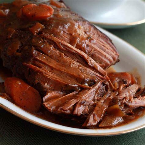 best cooker pot roast the daring gourmet