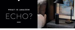 Amazon Echo - Alexa Enabled Smart Bluetooth Speaker ...