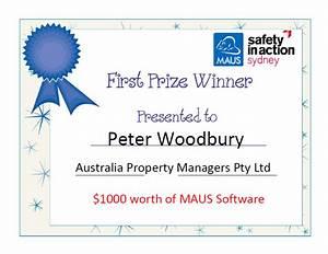Winner Software Küchenplanung : safety in action show sydney winner announced for 1000 software competition maus ~ Markanthonyermac.com Haus und Dekorationen