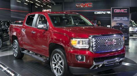 2019 Gmc Canyon Changes, Rumors  2018  2019 New Best Trucks