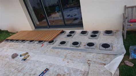 construire sa terrasse sur de la terre meuble notre maison rt2012 par trecobat