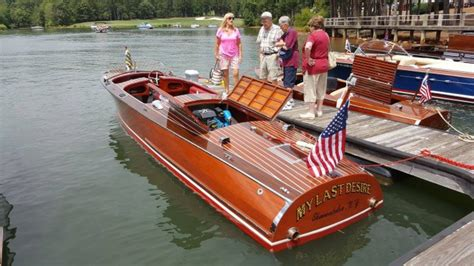 Charlotte Boat Show by Charlotte Antique And Classic Boat Show Woodenboat Magazine
