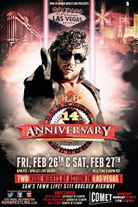 Norman Reviews: ROH 14th anniversary show #AllStar4 ...