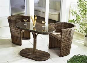 Günstige Gartenmöbel Set : hartman balkonm bel set ~ Markanthonyermac.com Haus und Dekorationen