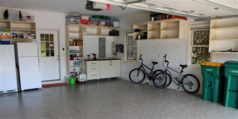 Completely Clean Out Your Garage In Steps