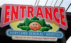 Cabbage Patch Dolls and Anna Ruby Falls in GA