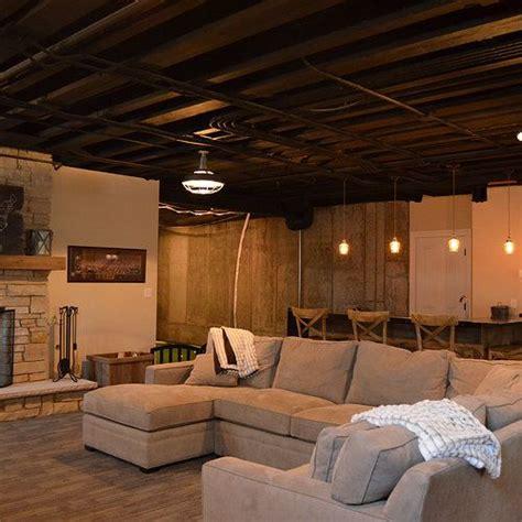 best 25 unfinished basement decorating ideas on unfinished basement bedroom