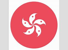 Hong Kong Flag Vector Emoji Icon Free Download Vector