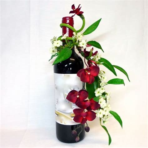decoration artificial silk flower arrangement modern and design illusion flowers is a