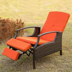Lounge Sofa Outdoor : lovely reclining lounge chair ~ Markanthonyermac.com Haus und Dekorationen