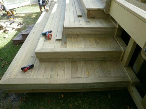 Deck Stairs Calculator Nz by Cascading Deck Stairs Studio Design Gallery Best