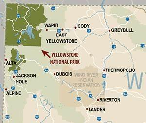 Yellowstone Hotels | Lodging Near Yellowstone National ...