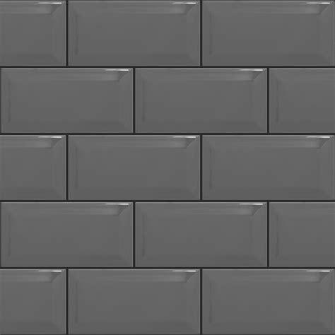 grey tiled effect kitchen splashback panels enhance your rooms