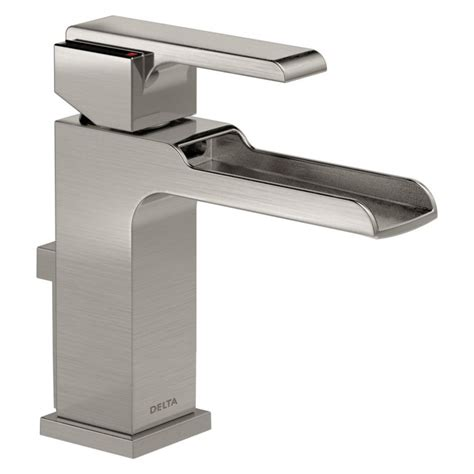 568lf ssmpu delta ara series with channel spout stainless