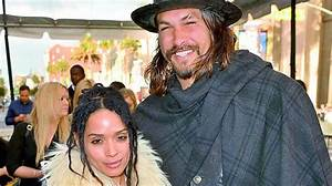 Jason Momoa Lisa Bonet Officially Married Inside Their ...