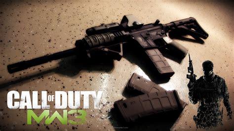 Call Of Duty Modern Warfare 3 Hd Wallpaper