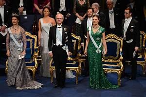 Prince Carl Philip Queen Silvia Photos - Nobel Peace Prize ...