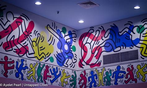 8 places to see keith haring s artwork in nyc untapped cities
