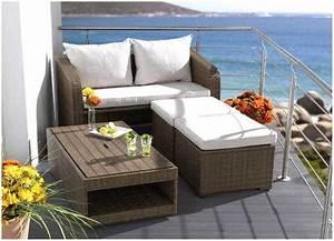 Kleine Wäschespinne Für Balkon : lounge m bel kleiner balkon ~ Markanthonyermac.com Haus und Dekorationen