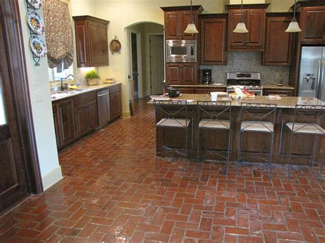 The Pros And Cons Of Brick Floor Surface Coverings  Open