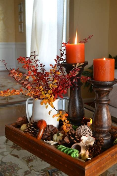 Fall Dining Room Table Decorating Ideas  Cool Home Decor