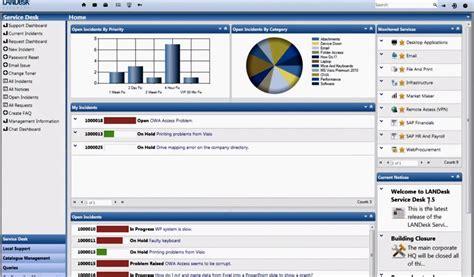 landesk service desk reviews of landesk service desk it management infrastructure software